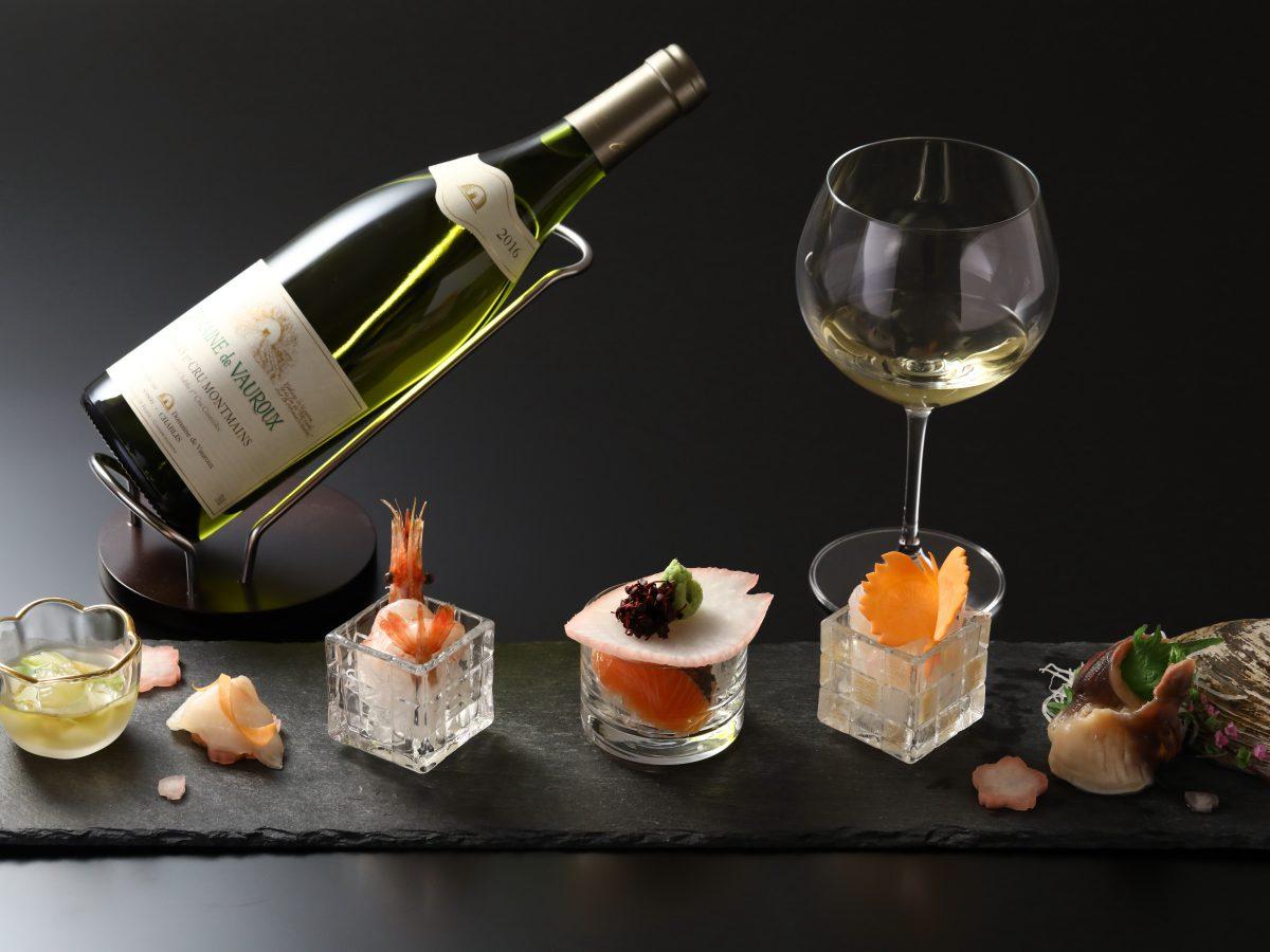 恵みとワイン