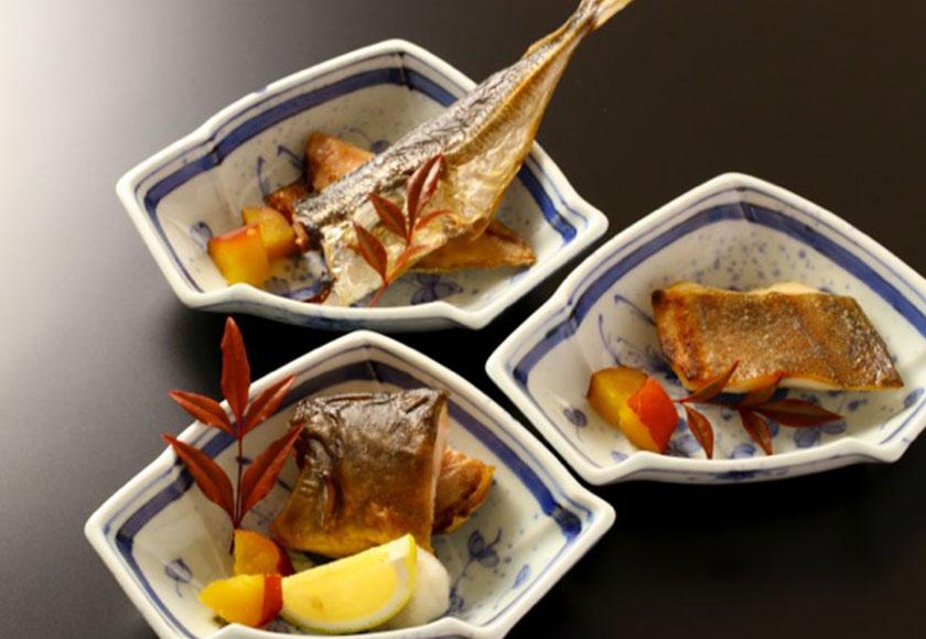 選べる焼き魚