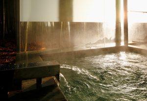 竹林露天風呂